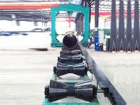 钢管合缝设备